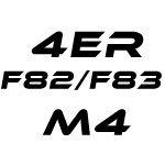 4er F82 / F83  M4