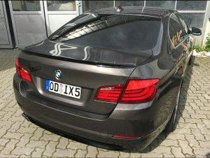 Cstar Heckspoiler Spoiler Lippe aus PU ähnlich Performance passend für BMW F10 +M5