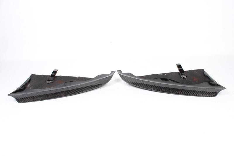 Cstar Carbon Gfk Flaps Splitter Frontlippe passend...