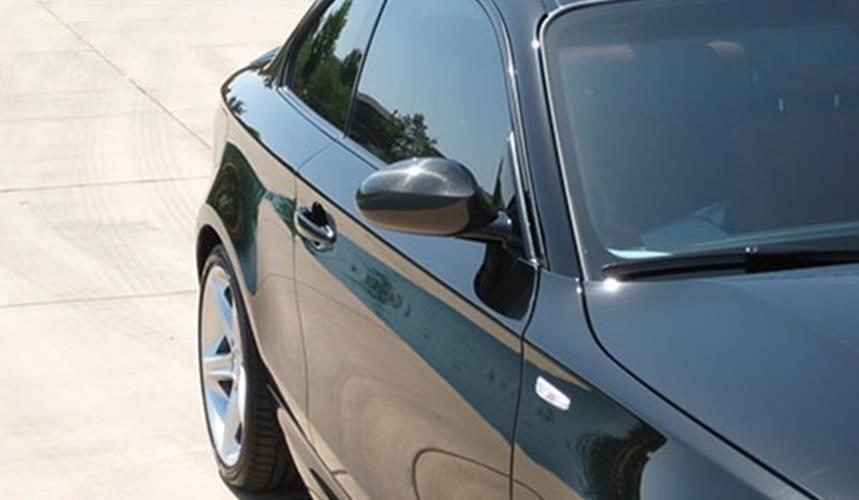 Cstar Carbon Gfk Spiegelkappen Cover passend für BMW...