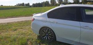 Cstar Heckspoiler CARBON Gfk HECKSPOILER V2.0 passend für BMW F30 F80 M3
