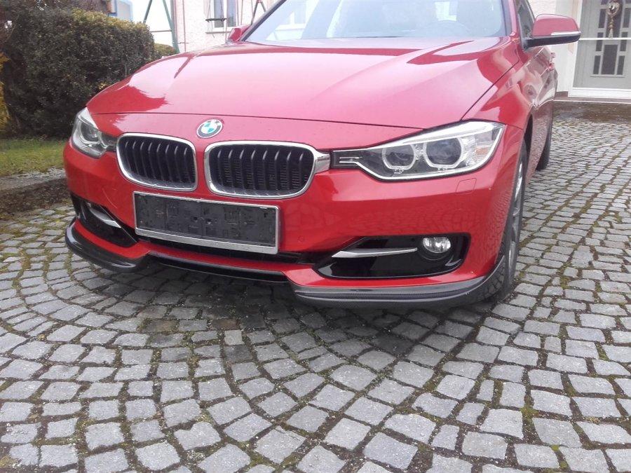 Cstar Carbon Gfk Flaps Splitter passend für BMW F30...