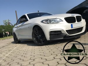 Cstar Carbon ABS Spiegelkappen passend für BMW F22 F23 M2 F87