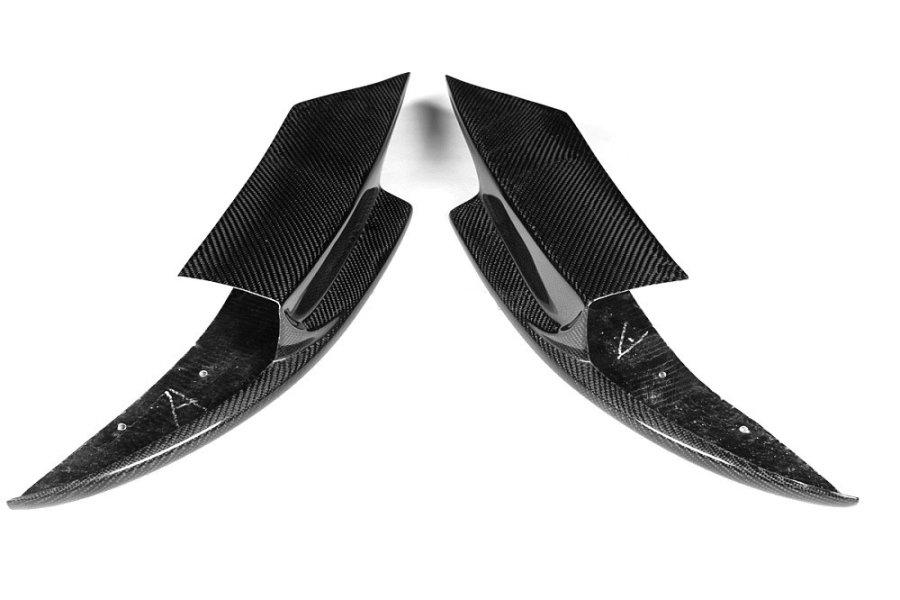 Cstar CARBON Gfk FLAPS Splitter Diffusor Frontlippe vorne...