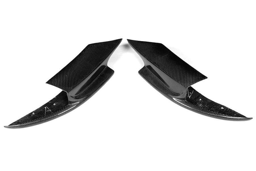 Cstar CARBON Gfk Flaps Splitter passend für BMW F10...