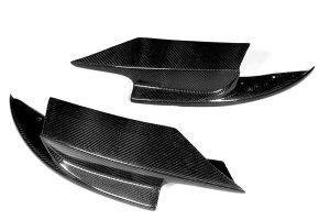 Cstar CARBON Gfk Flaps Splitter passend für BMW F10 F11 M Paket