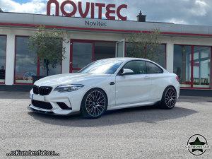 Cstar Carbon Gfk Seitenschweller Wings V3 Flügel passend für BMW M2 F87