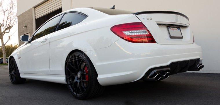 Cstar Carbon Gfk Heckspoiler passend für Mercedes...