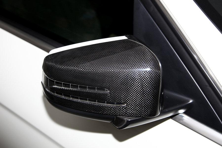 Cstar Carbon ABS Spiegelkappen Cover Spiegel Abdeckung...