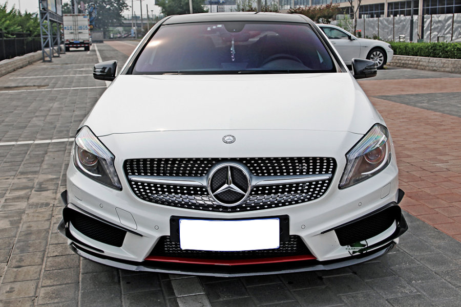 Cstar Carbon Gfk Frontlippe Spoiler Front Lippe Style...