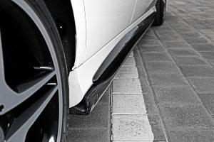 Cstar Carbon Gfk Seitenschweller für Mercedes Benz W176 A45 AMG