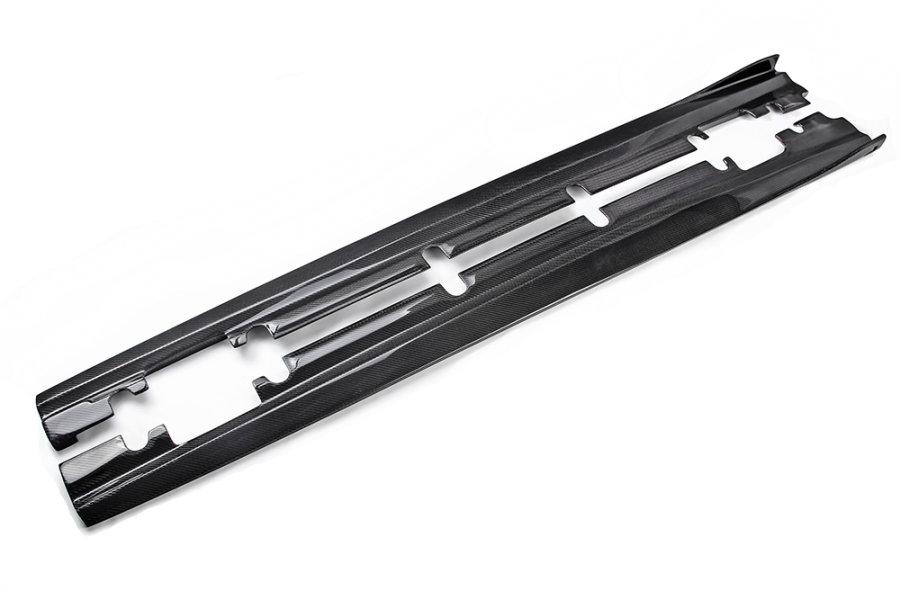 Cstar Carbon Gfk Seitenschweller schmal für Mercedes Benz W176 A45 AMG