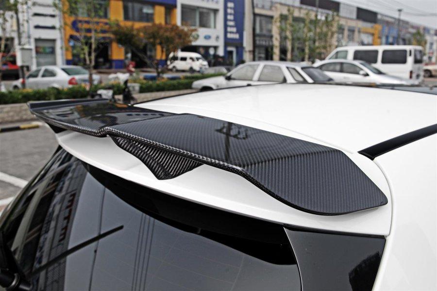 Cstar Carbon Gfk Dachspoiler Heckspoiler Spoiler für...