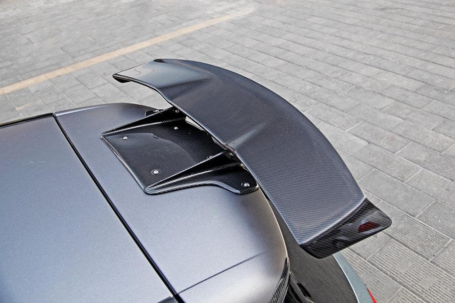 Cstar Carbon Gfk Dachspoiler Flügel Dach Spoiler...