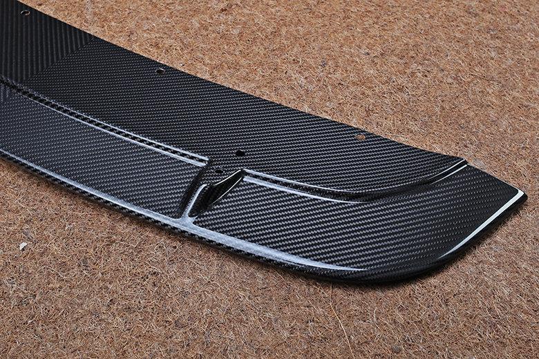 Cstar Carbon Gfk Frontlippe Flaps, Splitter, Frontansatz, im Sterckenn Design passend für BMW M2 F87