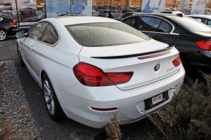 Cstar Carbon Gfk Heckspoiler Spoiler Lippe Performance passend für BMW F06 F13 M6