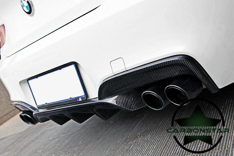Cstar Carbon Heckdiffusor passend für F06 F12 F13...