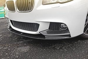 Cstar Frontlippe CARBON Gfk Performance passend für BMW F10 F11 M Paket