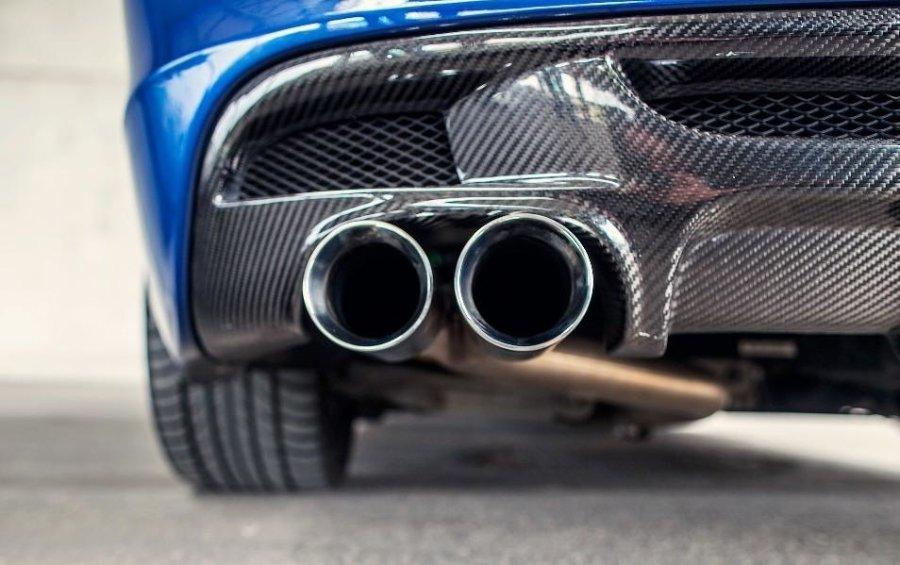 Cstar Carbon gfk Heckdiffusor Diffusor V6 Li+Re passend...