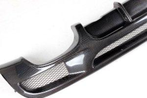 Cstar Carbon gfk Heckdiffusor Diffusor V6 Li+Re passend für BMW E82 E88 M135i M Paket
