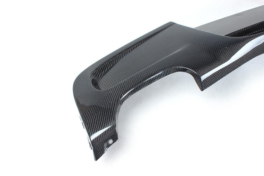 Cstar Carbon Gfk Heckdiffusor Ausschnitt links passend für BMW E81 E87 M Paket
