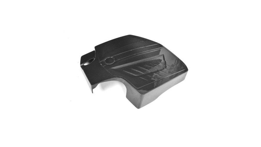 Cstar Carbon Gfk Motorabdeckung Motor Cover Engine passend für BMW M2 F87 F22 F23 235i M235i M135i