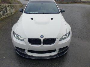 Cstar CARBON Gfk FRONTLIPPE SPOILER LIPPE Vorsteiner passend  für BMW E90 E92 E93 M3 GTS CRT