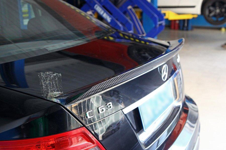 Cstar Carbon Gfk Heckspoiler V Big Style passend für...