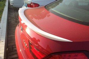 Cstar Heckspoiler Spoiler Kofferraum Lippe V-Design FRP passend für BMW F06 F13 M6