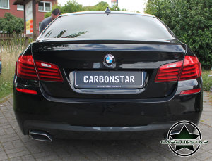 Cstar CARBON Gfk Heckspoiler Spoiler kleine Lippe passend für BMW F10 + M5