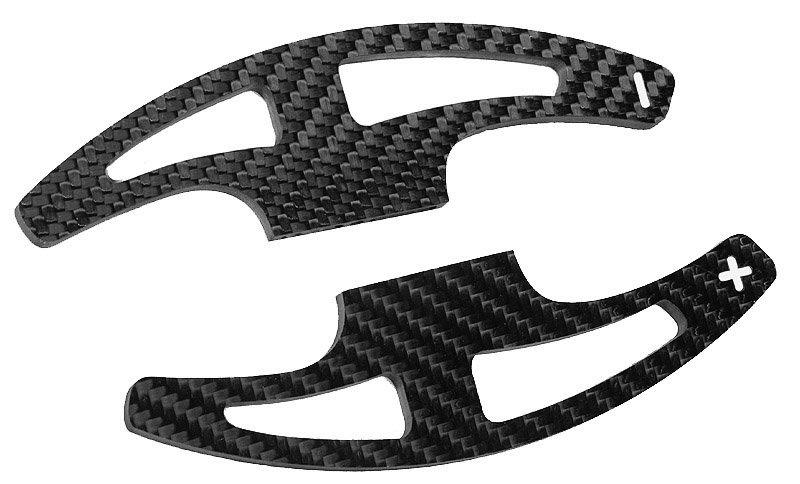 Cstar Lenkrad Schaltwippen Shift Paddles Carbon ABS...