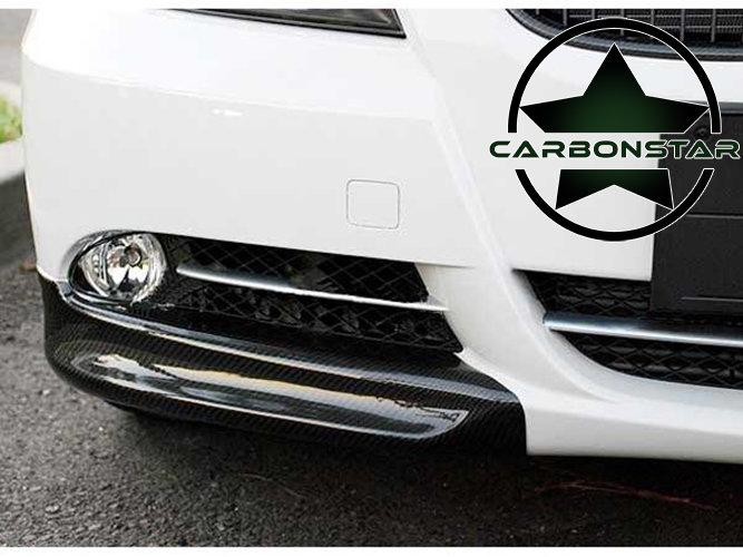 Cstar Carbon Gfk Flaps Splitter OEM Stoßstange...