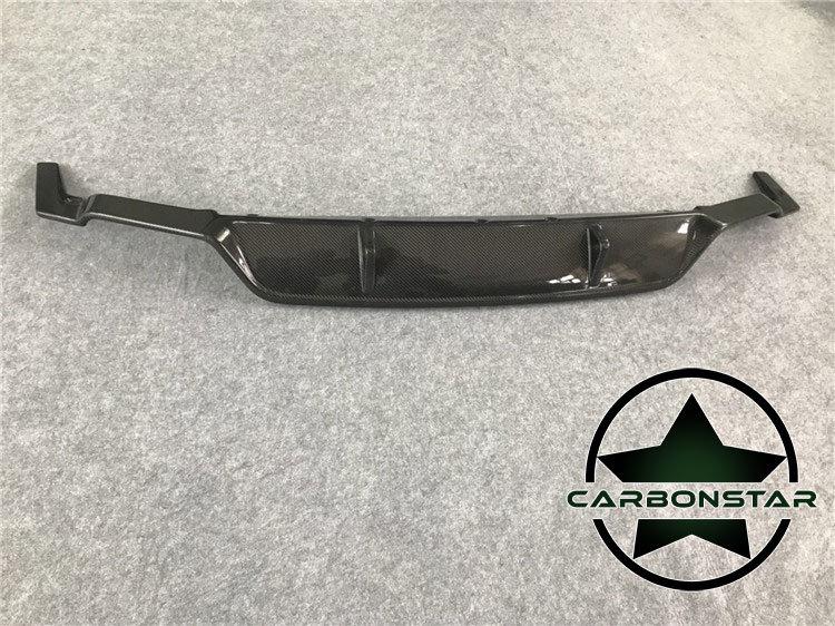 Cstar Carbon Gfk Heckdiffusor Diffusor Typ MP ähnlich Performance passend für BMW G30 G31 F90 M5
