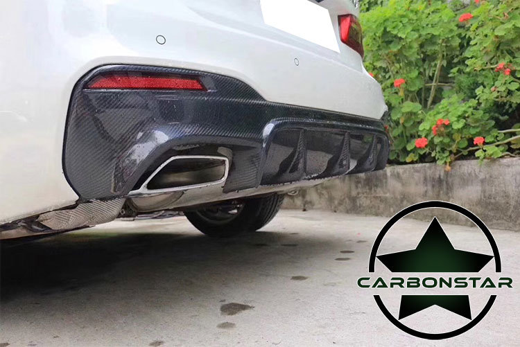 Cstar Carbon Gfk Heckdiffusor Diffusor Typ FD passend...