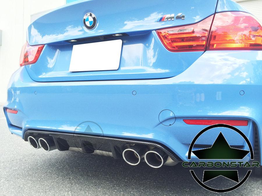 Cstar Diffusor gfk ähnlich Performance passend für BMW F80 M3 F82 F83 M4