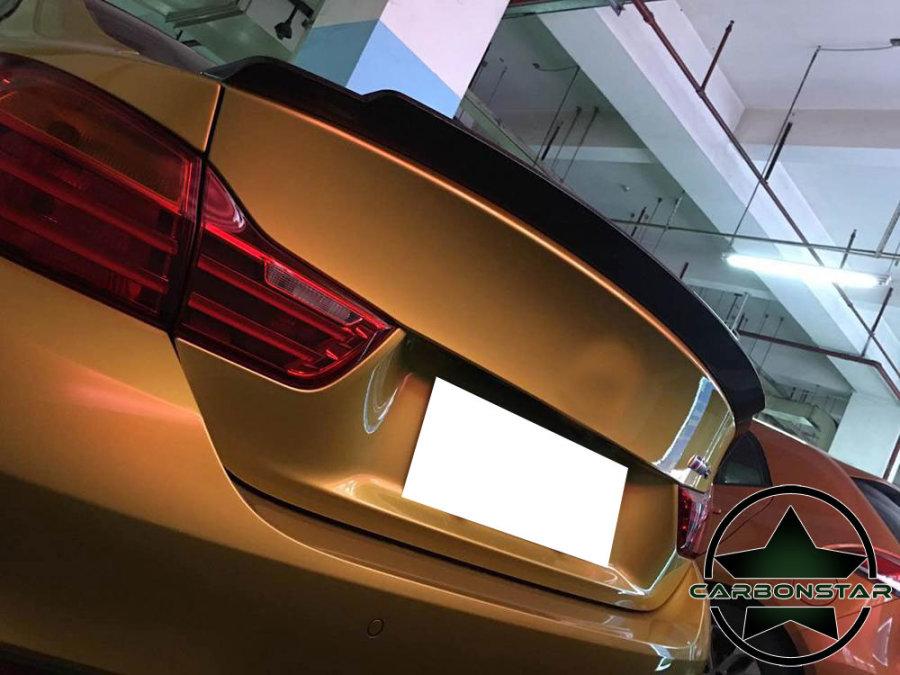 Cstar Carbon Gfk Heckspoiler Kofferraumlippe R-Style...
