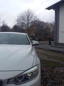 Cstar Spiegel Umbau-Set Alpinweiß Uni 300 Weiß Hochglanz passend für BMW F20 F21 F22 F23 M2 F87 F30 F31 F34 F32 F33 F36 E84