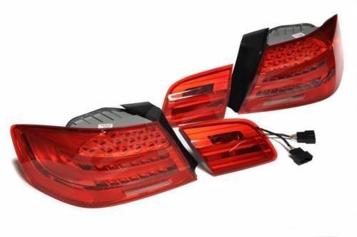 ULO LCI Umbau Rückleuchten passend für BMW E93 Cabrio