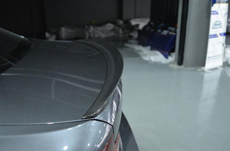Cstar Heckspoiler Carbon Gfk Performance Big High Kick passend für BMW F22 F87 M2