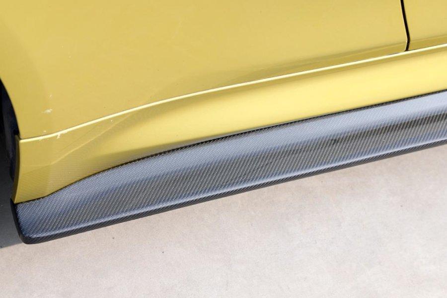 Cstar Carbon Gfk Seitenschweller PSM Design passend...
