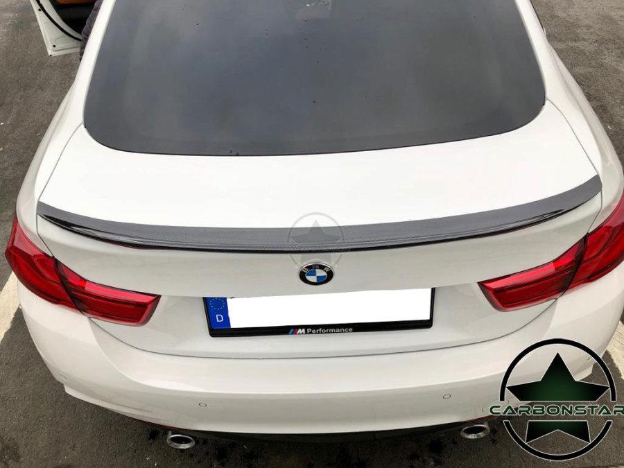 Cstar Heckspoiler Carbon Gfk Performance passend für...