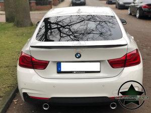 Cstar Heckspoiler Carbon Gfk Performance passend für BMW F36
