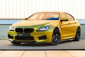 Cstar Carbon Gfk Seitenschweller Erweiterung Vorsteiner Style 2 passend für BMW M6 F06 Gran Coupe