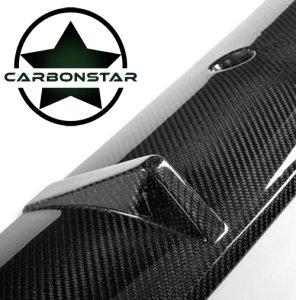 Cstar Carbon Gfk Diffusor 3D 3tlg.  passend für BMW G30 G31