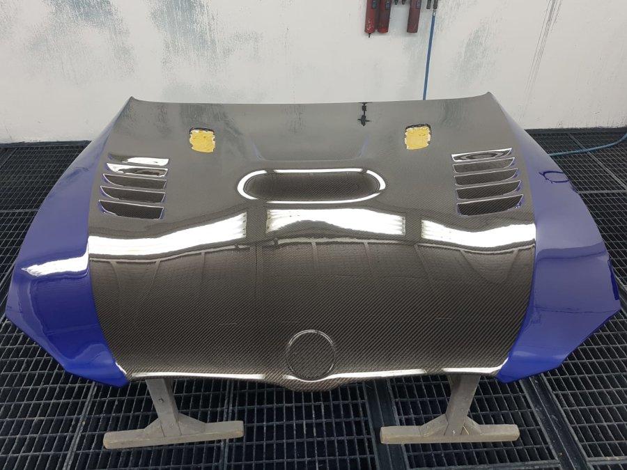 Cstar Carbon Motorhaube passend für BMW E92 E93  M3