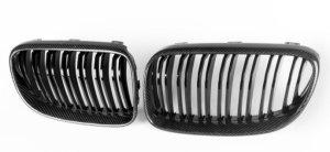 Cstar Carbon ABS Nieren Grill Doppelsteg passend für BMW E90 E92 E93 Vor LCI (+ ALLE M3 )