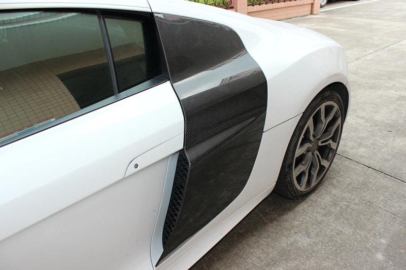 Cstar Carbon Seitenteile Seitenwände Sideblades...
