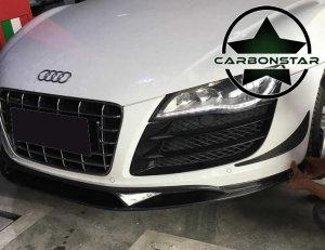 Cstar Frontlippe Carbon Gfk für Audi R8 06-15
