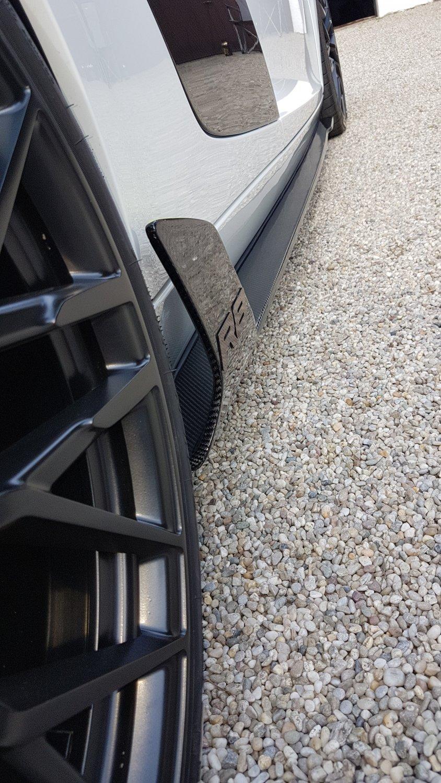 Cstar Seitenschweller Carbon Gfk für Audi R8 06-15