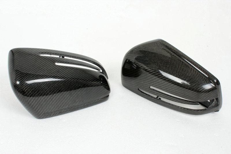 Cstar Carbon ABS Spiegelkappen für Mercedes Benz W204 W212 W218 W207 X204 W176
